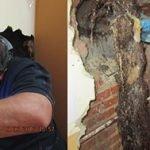 Reparar humedades en Madrid