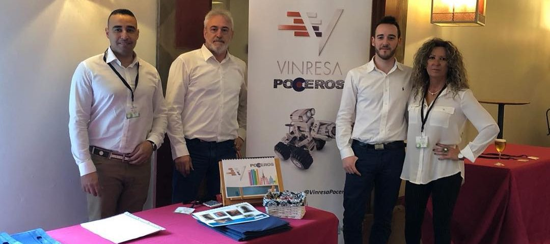 3º Torneo de Póker de Vinresa Poceros Madrid