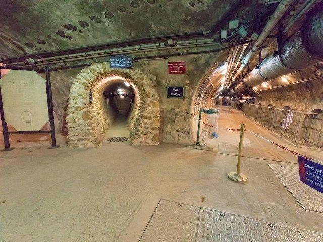 Museo Alcantarillado Paris