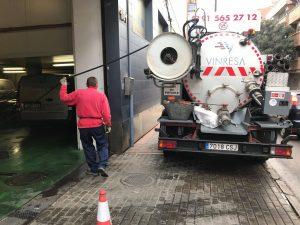 Poceros en Madrid Vinresa Desatrancos en Madrid Camión Cuba
