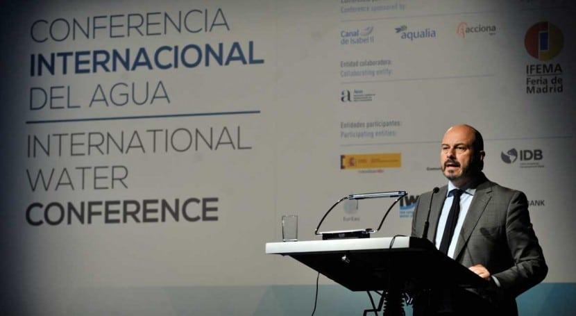 Pedro Rollán renuncia a la presidencia del Canal de Isabel II