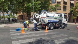 Equipo de poceros en Madrid Vinresa Poceros