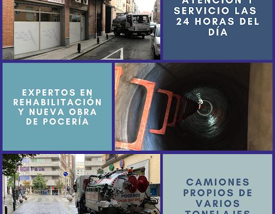 Soluciones Vinresa Poceros Madrid