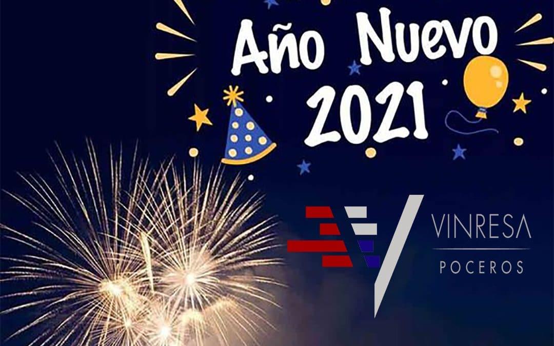 Desde Innova os deseamos Feliz Año Nuevo para tod@s