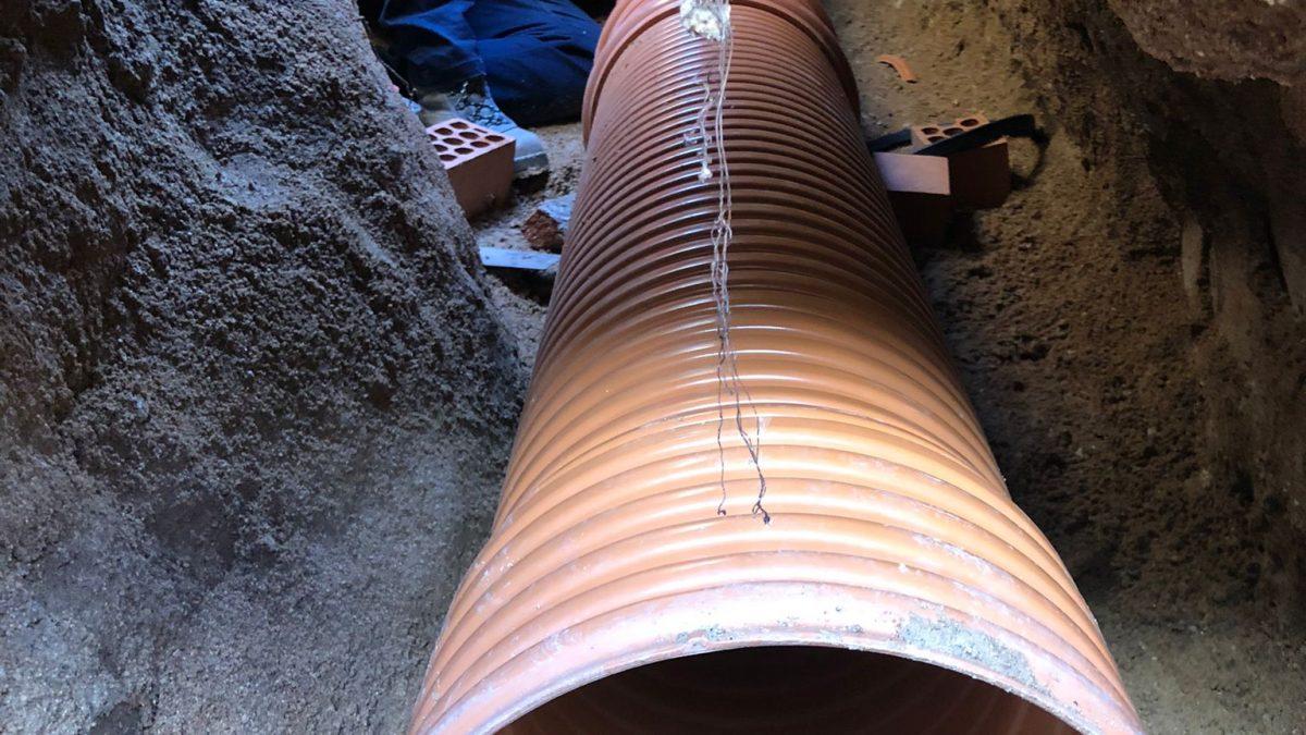 Aislamiento térmico de tuberías en Madrid